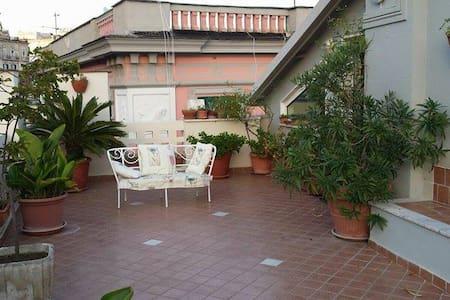 Monolocale privato con terrazzo - Napoli - Loft