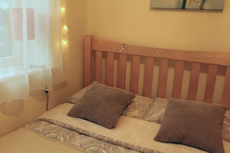 Double Bed Free WiFi Great Location