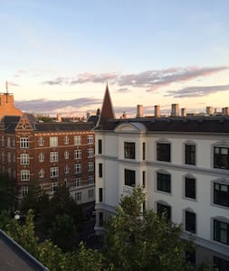 Frederiksberg - in the heart of Cph