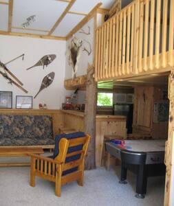 Canadian Waterfront Cottage - Srub