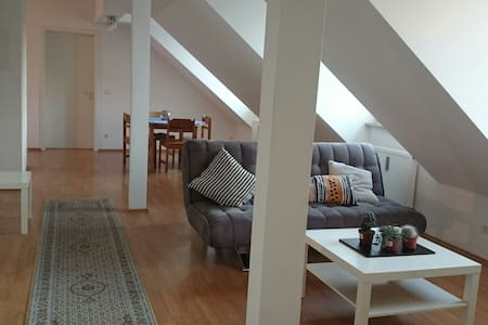 Modern Loft in Munich - München - Bed & Breakfast