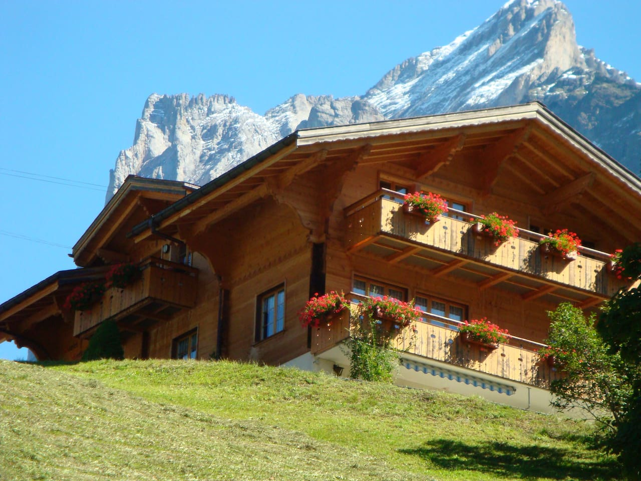 2 rooms appartement in Grindelwald