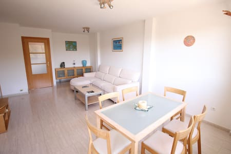 COSTA DE BARCELONA,WIFI,PARKING,PLAYA,VISTA AL MAR - Sant Pere de Ribes - Wohnung