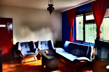 Relaxed, comfy hostel in the center - Prishtina