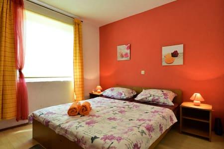 Double bad apartment with balcony - Stari Grad - Apartment