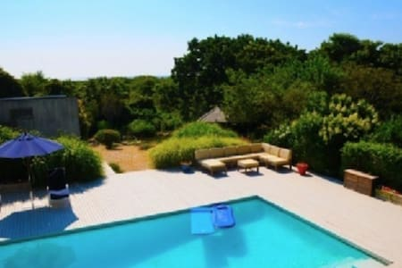 Beautiful Private Home and Beach - Montauk - Casa