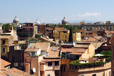 Cozy Loft in the Heart of Rome - Rzym - Loft