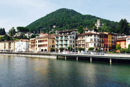 New Beautiful Apartment near Lugano - Ponte Tresa - Wohnung
