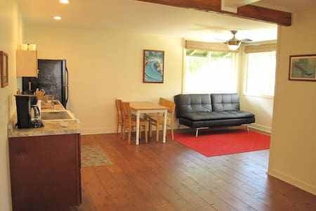 BeachSide Rocky Point 1Bedroomyaz - Haleiwa - Wohnung