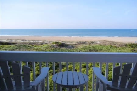 Best Ocean View on Crystal Coast! - Atlantic Beach