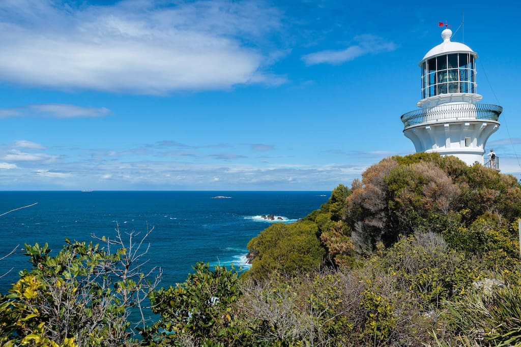 The Sugarloaf Point Lighthouse