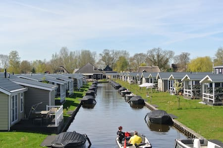 Chalet Giethoorn (incl. boat from april - october) - Giethoorn