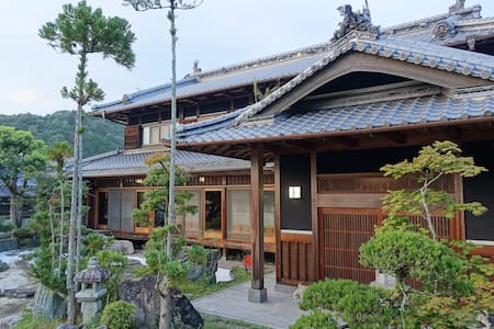 Japanese traditional villa in Nara - Vila