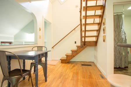 Cozy cottage loft - Putney - Appartement