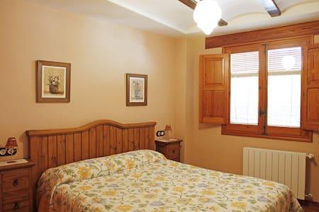 habitación privada con salón - Rumah