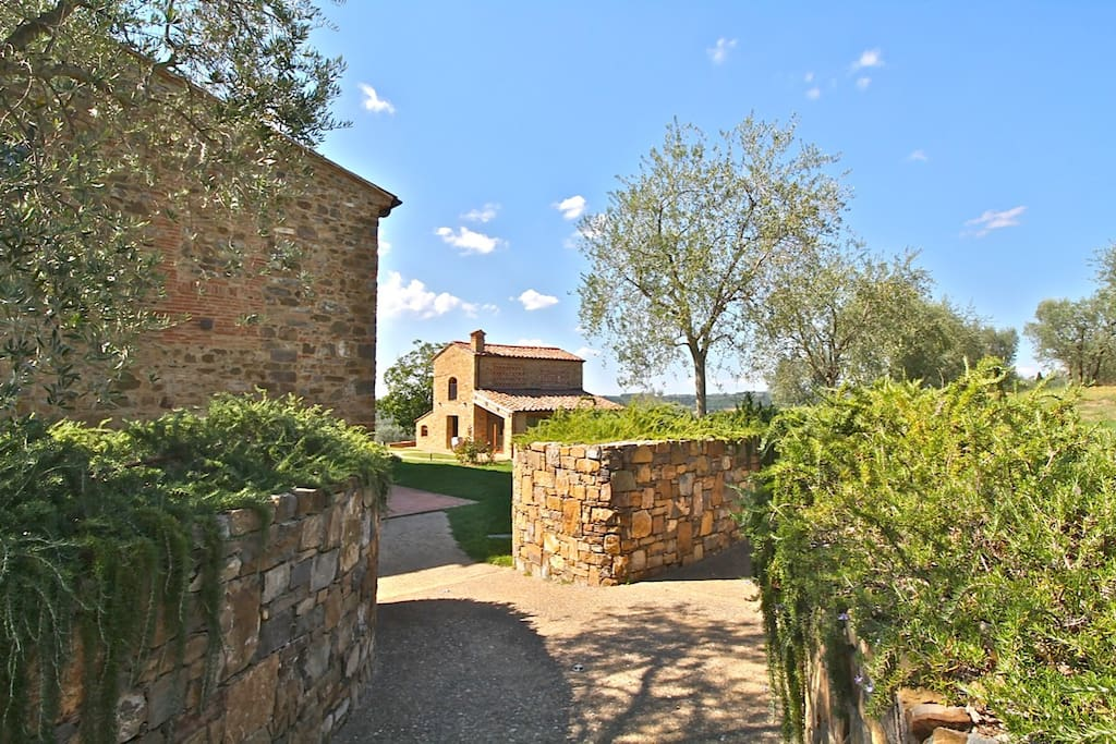Luxury Villa in Chianti for 12