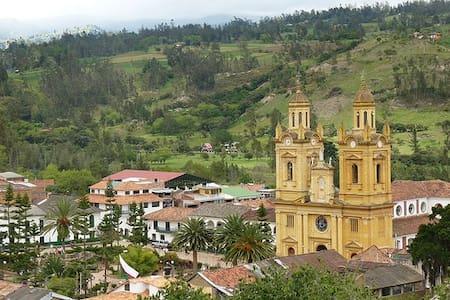 Discover Colombia's Countryside - Jenesano, Boyaca - Lakás