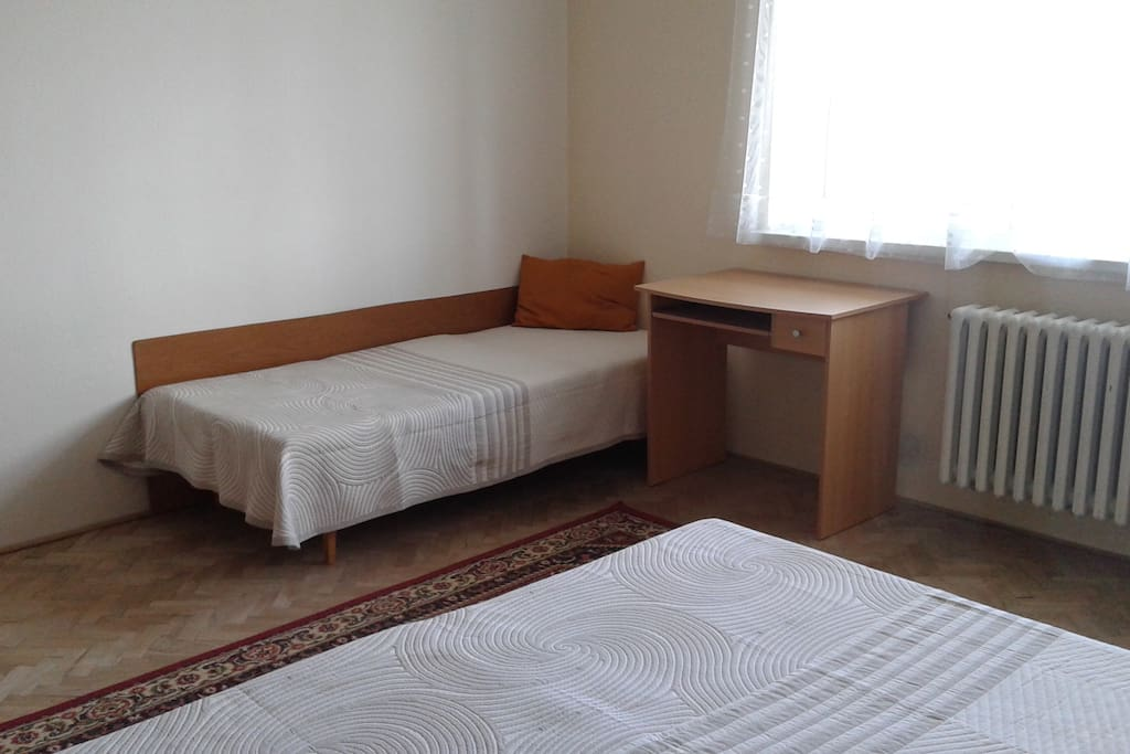 Bedroom - 3 beds