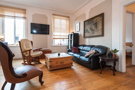 Private room in heart of Mile End. - Montréal - Lejlighed