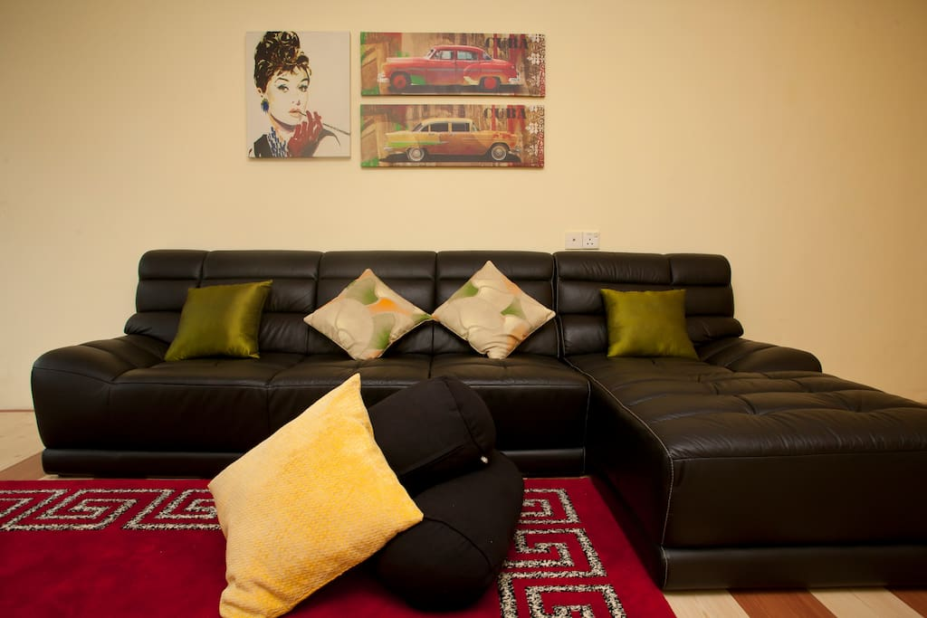 Serenity Hostel in the heart of KL!