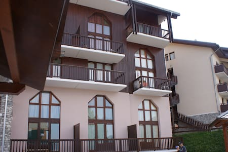 Appartement duplex 8-10 personnes - Peisey-Nancroix - Appartement