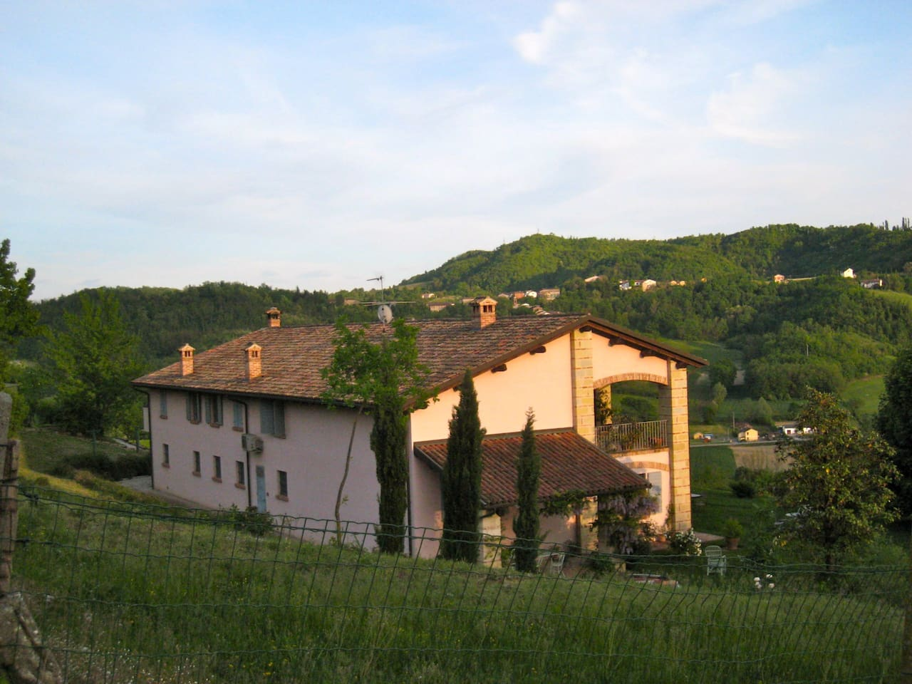 Beautiful B&B house Piedmont Italy