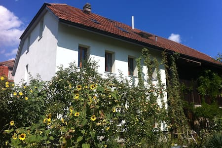 bernhard's B&B, Lengnau - 2 Pers. - Bed & Breakfast