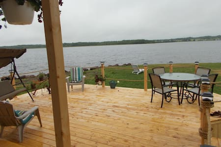 Peaceful Waterfront cottage - Cocagne