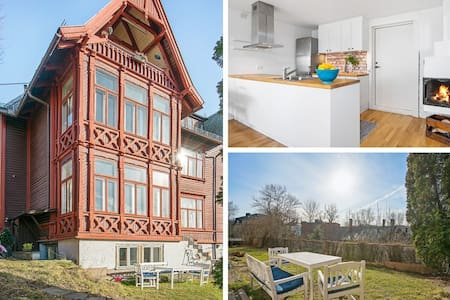 Spacious and charming 1BR - Oslo