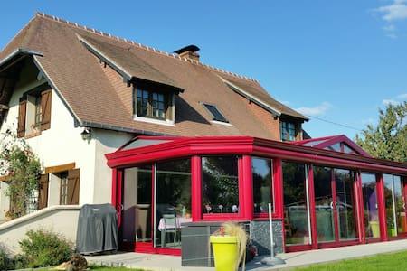 Maison  Région Deauville 10mn plage - Dům