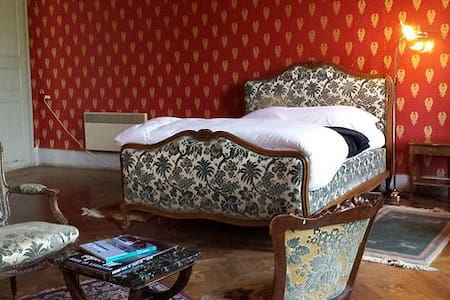 La colline d'a cappella Chb Ulysse - Ambax - Bed & Breakfast