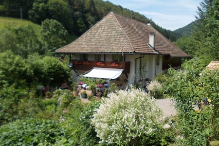 Holiday Cottage, Black Forest, - Bürchau Kleines Wisental (Black Forest)