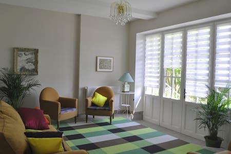 MOULIN DE MERZÉ, La Mésange - Apartament