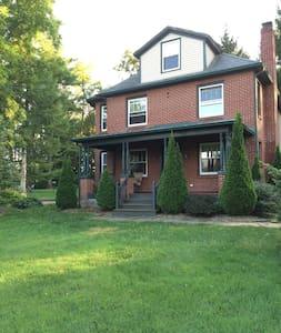 Friendly Farmhouse for Rent - Dom