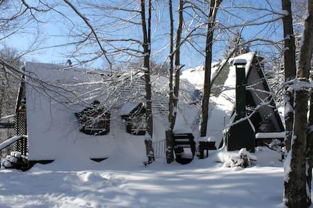 """""""Dave's Dream"""" Adirondack Retreat! - Raquette Lake - Huis"""