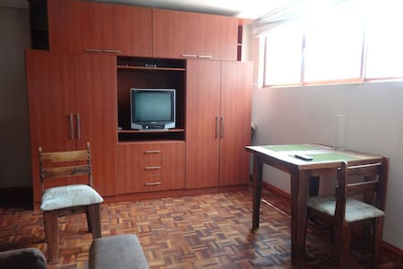Studio Apartment in El Centro - Cuenca - Apartment