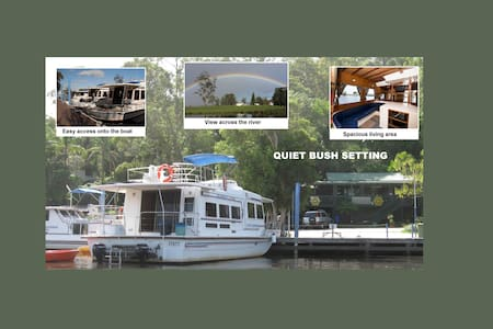 Houseboat Stay  45' for 2-10 people - Kapal