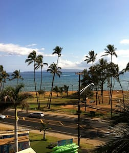 Island Surf, 5th floor, Oceanview - Kihei - Apartment
