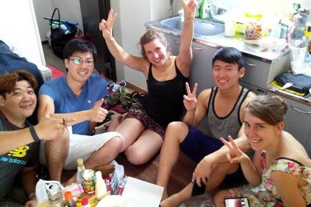 Best location Tokyo st 2 stop bunk A - Appartamento