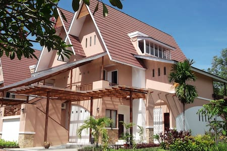 Kuala Batakan Cottage 1 (KBC1) is a 3 hectare beach-front property offers green, spacious, private and secure living; an ocean sunrise, crashing waves in the mornings, a sea breeze in the afternoons and glittering stars at night (www.kbc1housing.com)