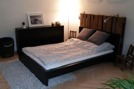 Dein Zimmer im Herzen von Schwabing - Apartment