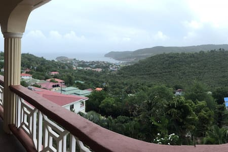 .Kai Dormi B & B Dennery St Lucia - Saint Lucia