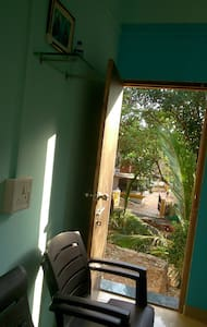 At Assagao,Mapusa, Goa, one room studio furnished - Ház