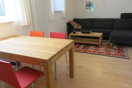 Ruhiges + zentrales 2 Zi-Apartment - Appartement