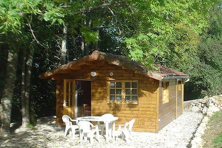 GITE LES SOURCES PETIT CHALET 2P+BB - Saint Julien en Vercors - Chalet
