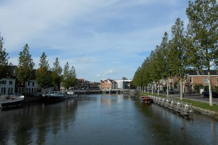 17 min. from Amsterdam , Weesp - Weesp - Apartment