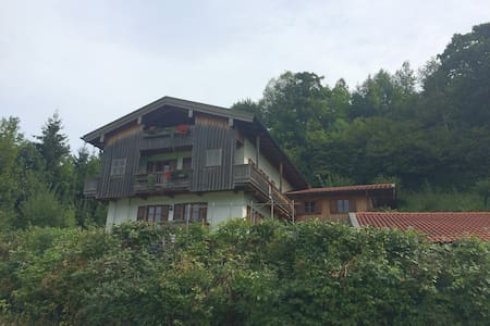 Ferienwohnung mit Bergblick - Fischbachau