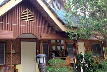 Affordable Place in Siquijor - RMC - Stråhytte