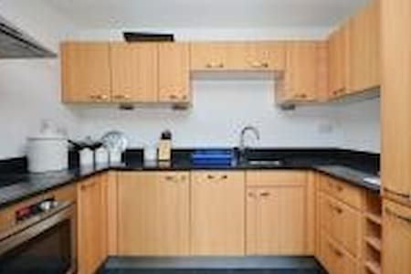 Central and well connected flat - London - Apartment