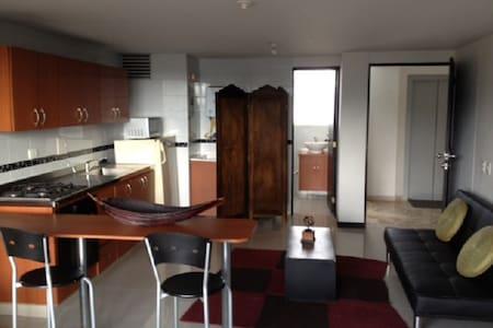 Apartamento Tipo Loft -Sector Cable - Manizales - Apartment